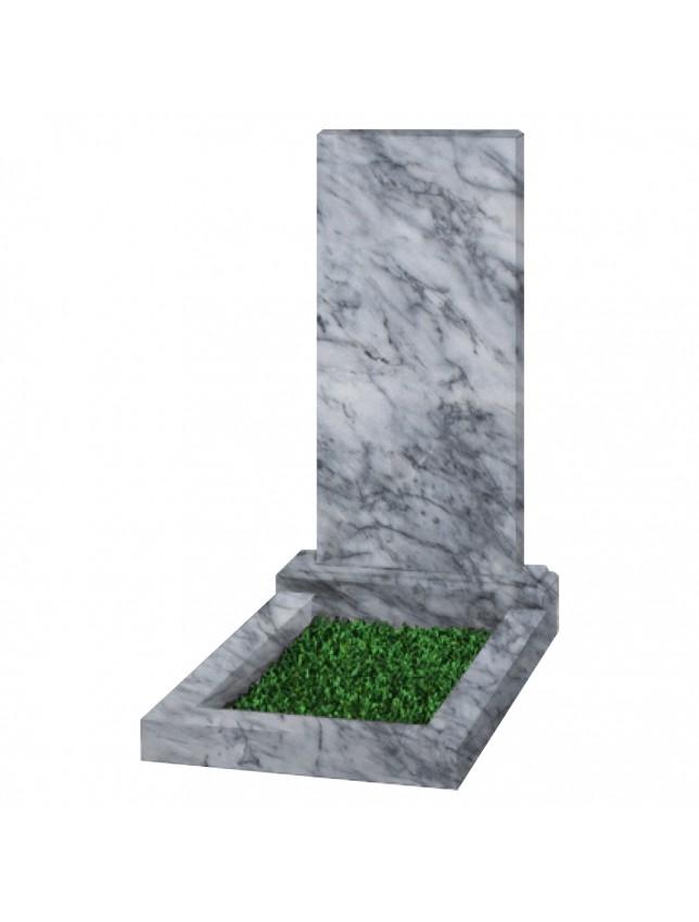 Уфалейский мрамор, прямоугольный, 3 размера