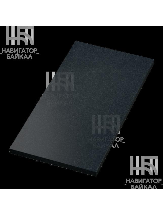 Надгробная плита, черный гранит