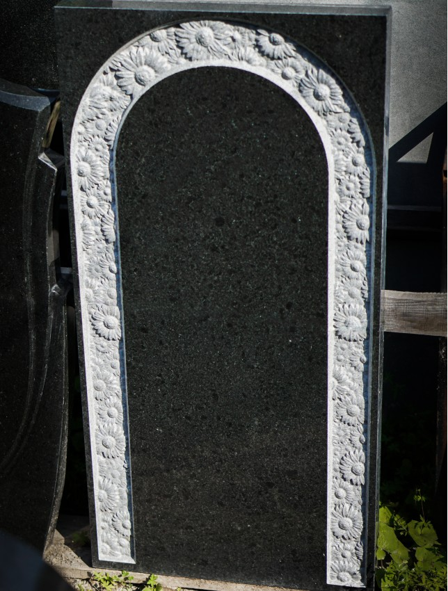 Черный гранит Black Diamond, 13 размеров