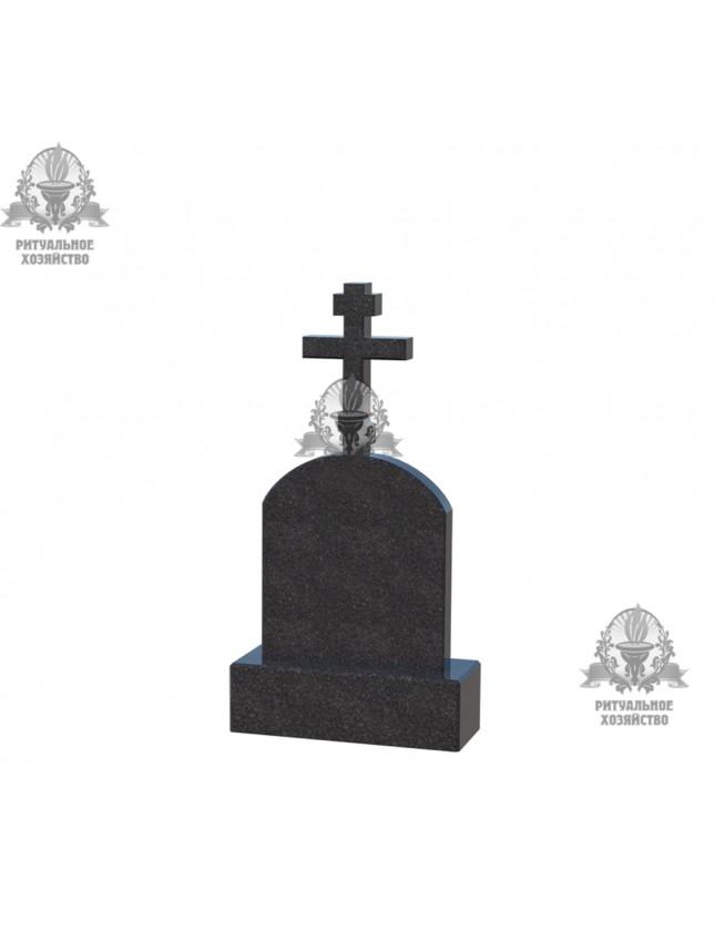Крест гранитный №5.01