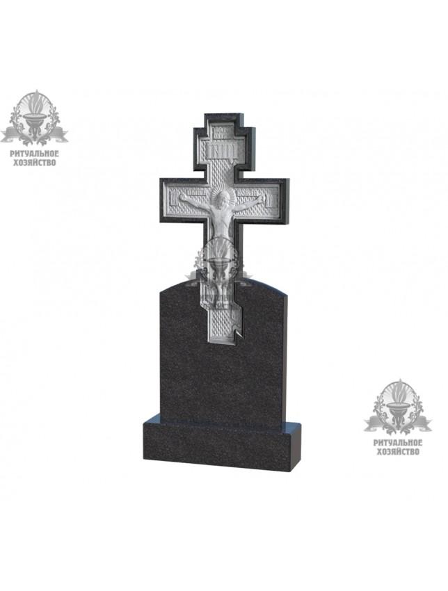 Крест гранитный №5.10