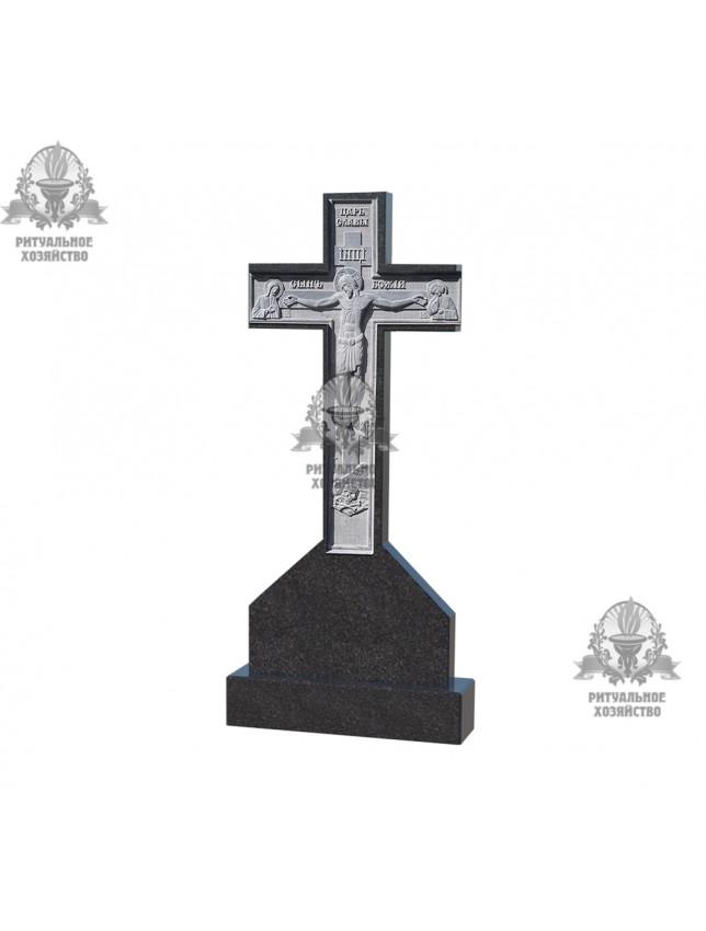 Крест гранитный №5.12