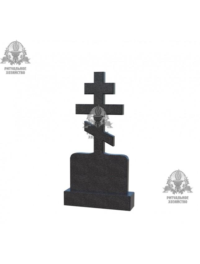 Крест гранитный №5.04