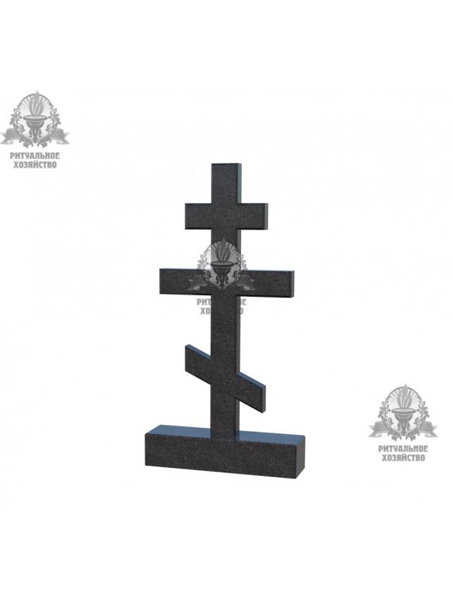 Крест гранитный №5.05