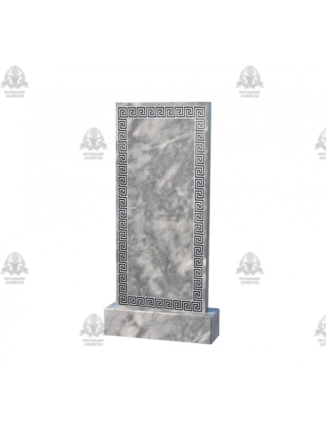 Памятник вертикальный мраморный №1.04