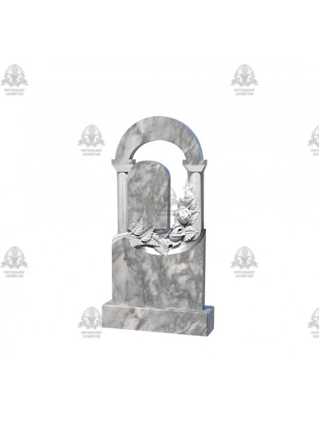 Арка мраморная №12.02