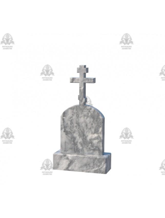 Крест мраморный №5.01