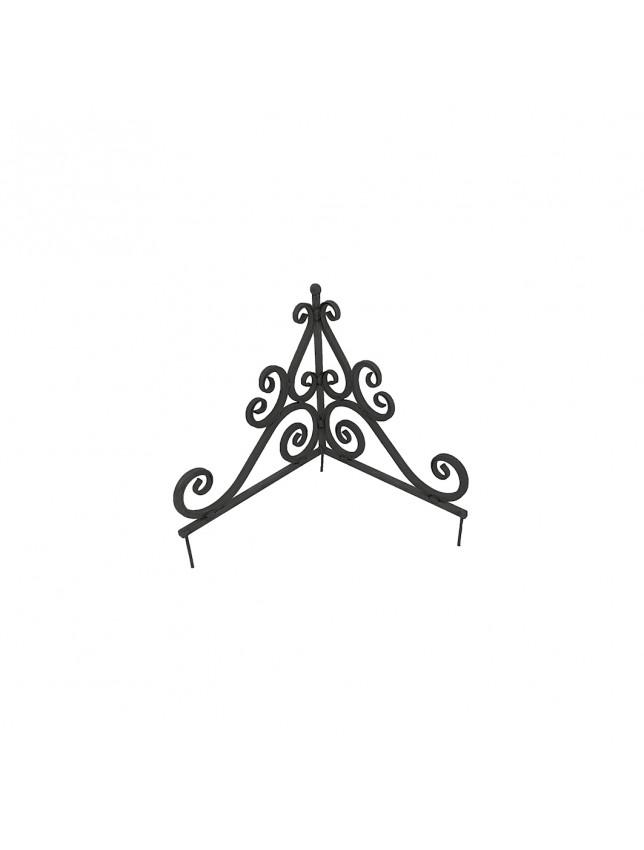 Уголок из декоративной трубы (Т1)