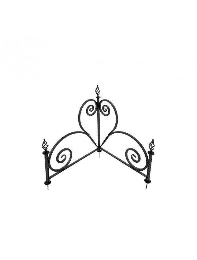 Уголок из декоративной трубы (Т2)