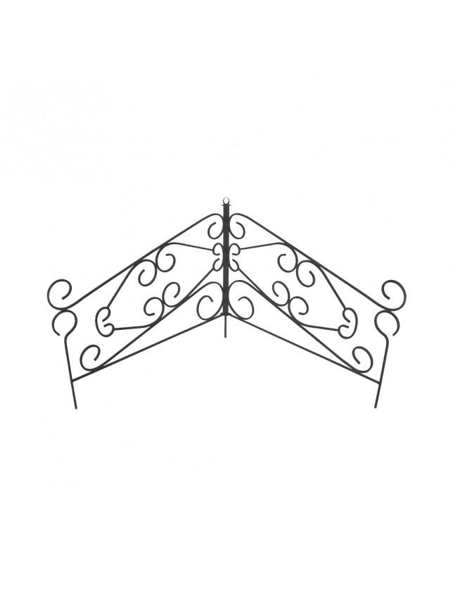 Уголок на могилу (М4)