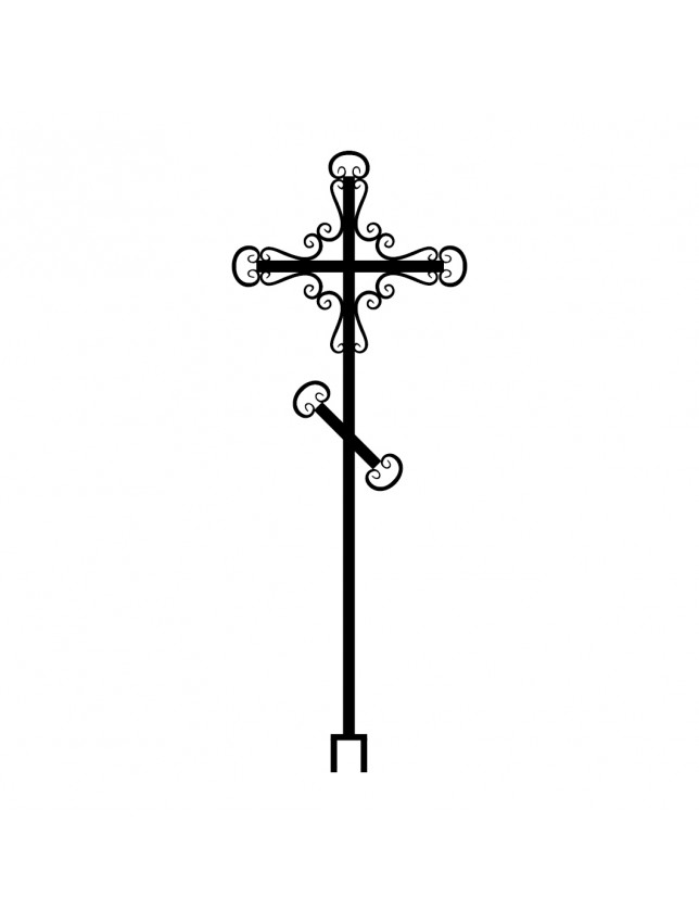 Крест на могилу К-13