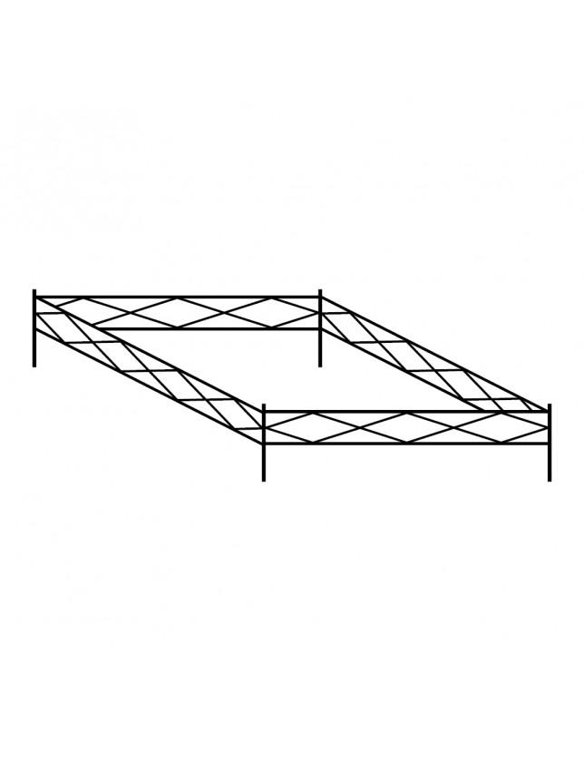 Ограда  М-4 малая