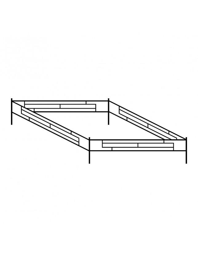 Ограда малая (тип 2)