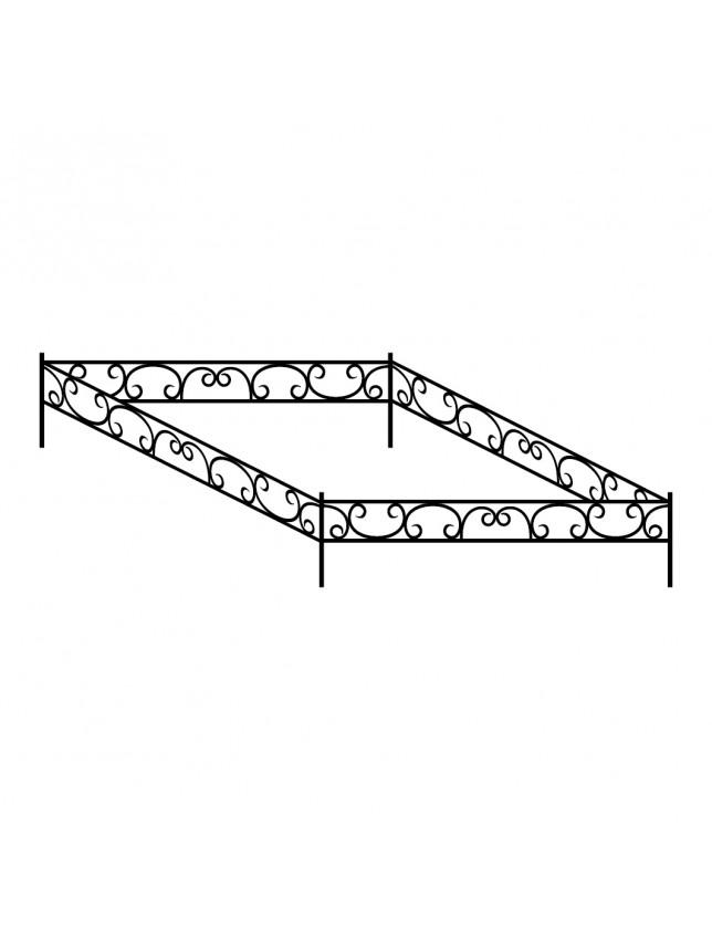 Ограда  М-6 малая